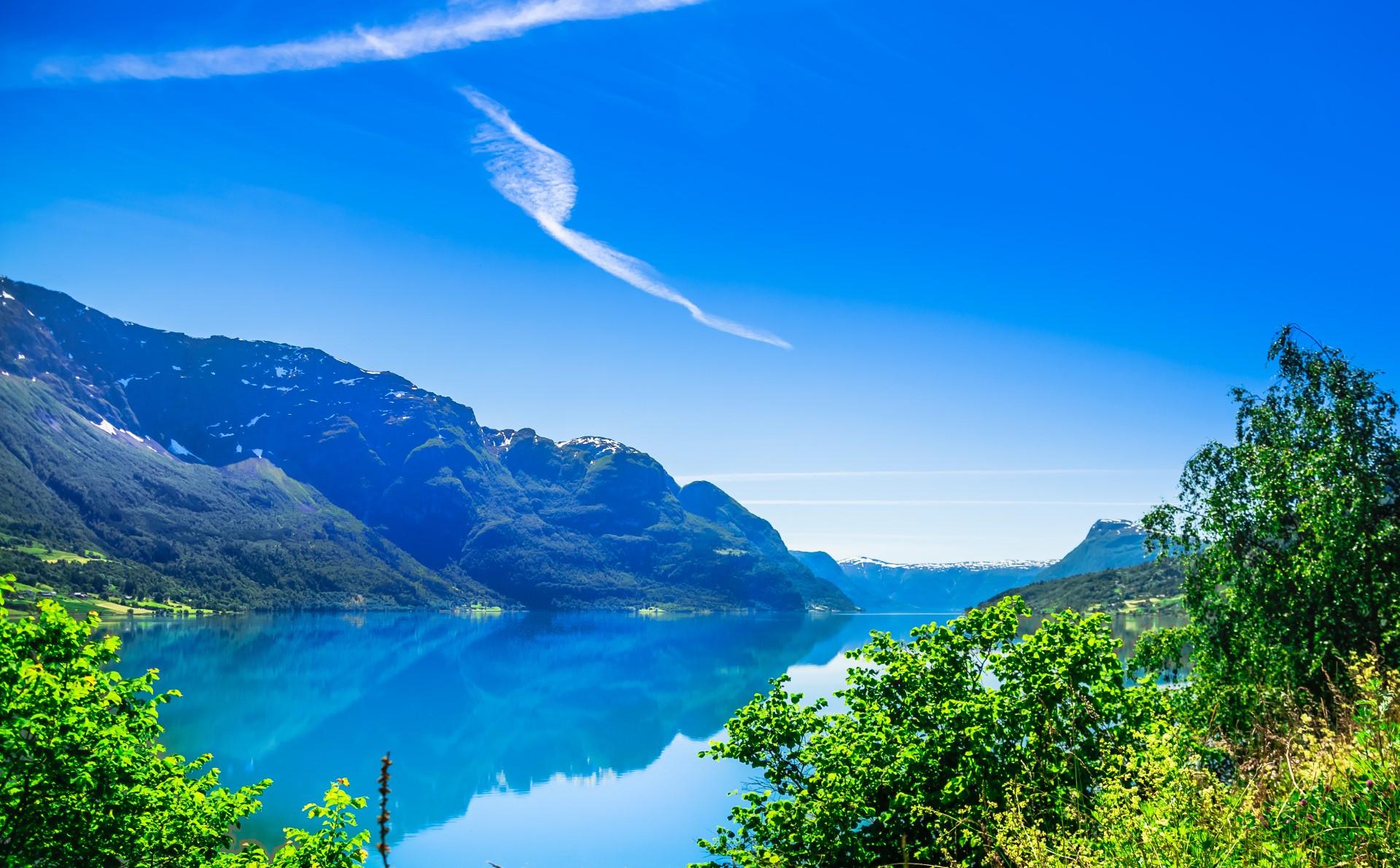 Knudse fjord - HJEM