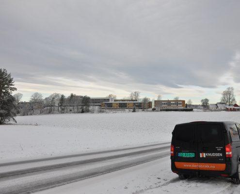 DSC 9057 495x400 - Færder Kommune - malte dører i kontorbygg